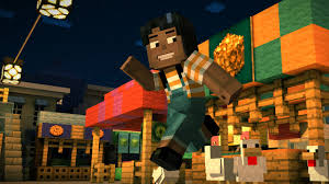 minecraft story mode episode 1 the order of the stone on ps4