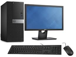 ecran pc bureau pc bureau dell optiplex 3040 i3 6100 4g 500g ecran 20 capmicro