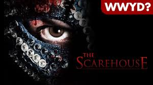 the scarehouse 2015 what would you do youtube