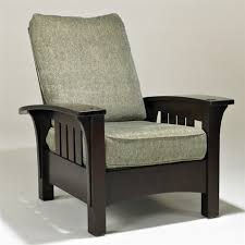 stickley and audi bow arm morris chair by stickley audi and co on artnet