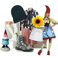 Lawn Gnome Halloween Costume Diy Garden Gnome Costume Polyvore