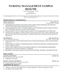 resume format for nursing resume of nursing supervisor sle nursing supervisor report