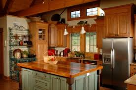 themed kitchens country kitchen design
