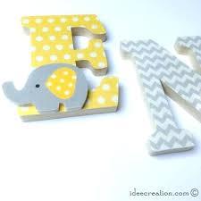 lettres décoratives chambre bébé lettres decoratives chambre bebe open inform info