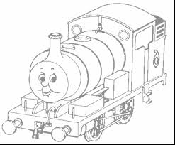 fantastic thomas train coloring pages printable thomas
