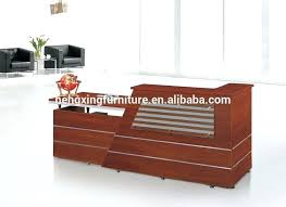 Front Office Desk Front Desk Furniture Custom White Reception Desk Design Front Desk