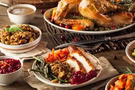 thanksgiving joys and healthy recipes meridian magazine
