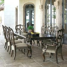 used bernhardt dining room furniture antique bernhardt bernhardt dining room set villa 9 piece dining set with splat back