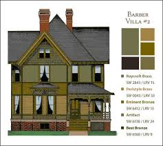 delightful ideas historic exterior paint colors attractive