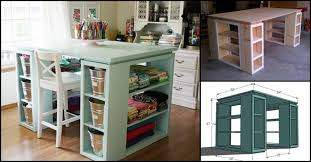 craft desk storage ideas storage decorations