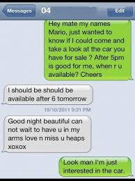 Funny Texts Memes - look man i m just interested in the car texts from last night