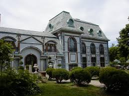 belcourt castle in newport r i was completed in 1894 for heir