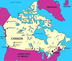 Winnipeg Canada Map by Canada Holidays