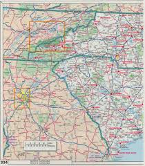 sc highway map the web shell