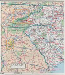 road map of south carolina the web shell