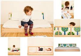 futon per bambini lettini per bambini di ispirazione montessoriana e mercatino