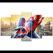 Superhero Home Decor Online Buy Wholesale Superhero Wall Art From China Superhero Wall
