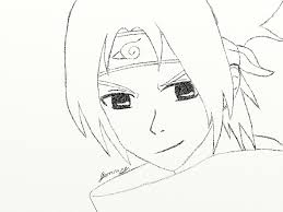 sasuke sketch by levi ackerman heicho on deviantart