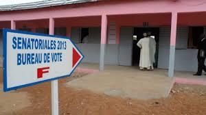 les bureaux de vote cameroun sénatoriales 2018 au moins 9528 électeurs attendus