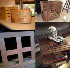 wine crate coffee table 20 diy wooden crate coffee tables guide patterns