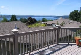 privacy fence on deck ideas