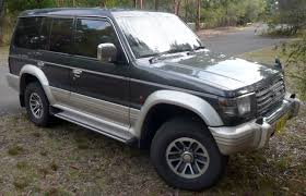 mitsubishi shogun 1998 1993 mitsubishi montero information and photos zombiedrive