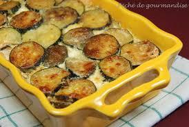 cuisiner courgettes poele millefeuille de courgettes et tomates au boursin péché de