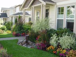 easy and simple front yard landscaping ideas u2014 home design ideas