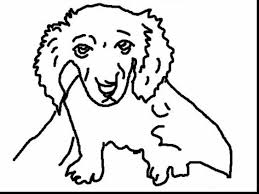 superb dog coloring pages to color with cute puppy coloring pages