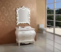 Antique Bathroom Mirror Bathroom Stunning Frame Unique Mirror Bathroom Decor With