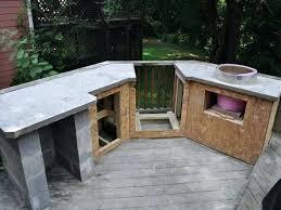 outdoor kitchen countertops ideas outdoor kitchen countertops isidor me