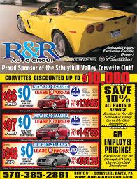 lease corvette sponsors schuylkill valley corvette schuylkill valley