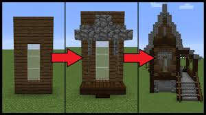 minecraft window designs minecraft home design ep05 windows shapes