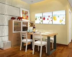 pittura sala da pranzo sala da pranzo set di frutta pittura 3 pezzo tela arte della