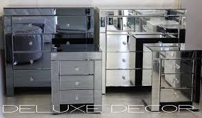 bedroom attractive mirrored dresser home goods gorgeous