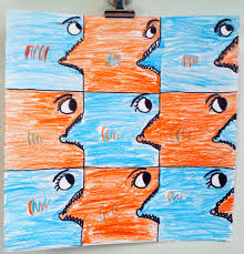 tessellation monsters 4th art with mrs nguyen