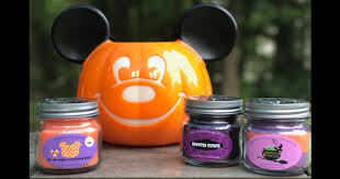get spooky with not so scary disney halloween candles