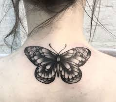 magical butterfly tattoos