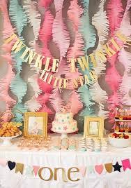 baby girl 1st birthday ideas best 25 1 year birthday party ideas ideas on baby 1st