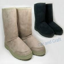 womens slipper boots size 9 womens slipper boots size 8 ebay