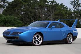 Dodge Challenger Daytona - hpp richard petty superbird autoblog