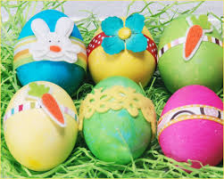 easter eggs for decorating bright crafty easter eggs hostess with the mostess