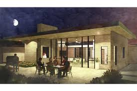 modern style house plans modern style house plan 3 beds 2 00 baths 2052 sq ft plan 498 4