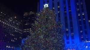 light up rockefeller tree