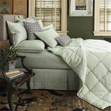 Skirted Coverlet 100 Linen Quilts Bedspreads And Coverlets Ebay