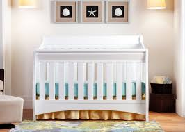 Delta Bentley 4 In 1 Convertible Crib by White Sleigh Crib Image Of Sorelle Finley 4in1 Convertible Crib In