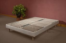wood foundation organic mattress store