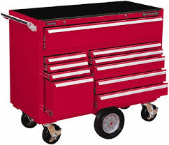 Kennedy Tool Box Side Cabinet Tool Storage Cart Combos Mscdirect Com
