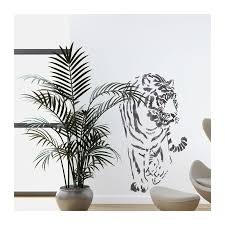 wall stencils tiger large stencil template for wall graffiti