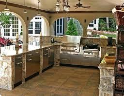 outdoor kitchen idea backyard kitchen ideas smart outdoor kitchen ideas this photo gives